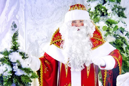 Дед Мороз-иллюзионист